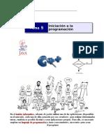 Iniciacion de La Programacion