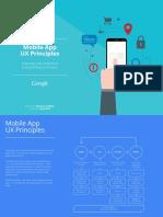 Mobile App UX Principles