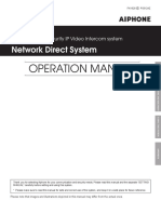 Manual Operation Nd