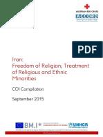 Θρησκεια Και Εθνικεσ Μειονοτητεσ Σεπτεμβριοσ 2015