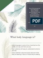Body Language Kelompok 2 (1)