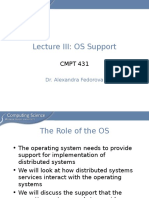 Lecture3 Os Support