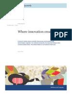 Where Innovation Creates Value