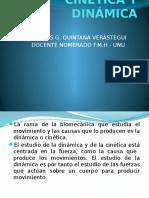 CINÉTICA Y DINÁMICA 1ra clase 2015.pptx