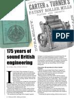 175 years of sound British engineering