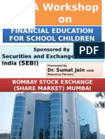 Financial Education for School Children