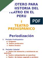 Teatro Prehispanico
