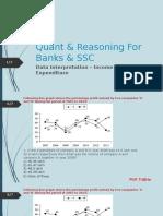 Data Interpretation Income & Expenditure