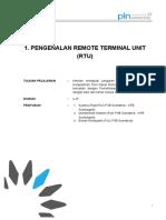 Pengenalan Remote Terminal Unit (Rtu)