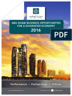 Ohan Balian 2016 Abu Dhabi Business Opportunities for a Diversified Economy (ENGLISH) Ohan Balian