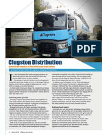 Industry profile - Clugston Distribution