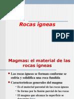 Rocas Igneas Gqt