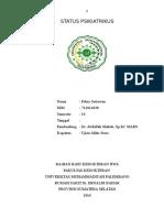 Copy of Status Psikiatrikus