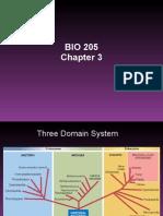 BIO 205 Chapter 3 Powerpoint