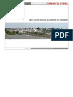 Réflexion sur l'évolution du quartier du Chabut