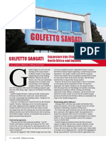 Industry profile - GOLFETTO SANGATI