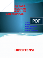 [Elektif Olahraga] Cardiovascular and Respiration Disease (Final Editing)