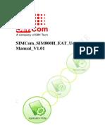 Simcom Sim800h Eat User Manual v1.01