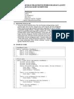 Source Code Program Pengimplementasian Java Interface Dalam Kehidupan Sehari-sehari