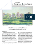 North Coast Regional Land Trust Newsletter, Spring 2004