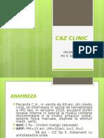 Caz Clininic Mielom Multiplu