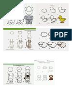 Como hacer dibujitos