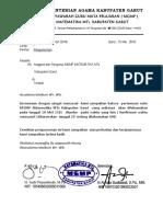 Surat Pengumuman Pembatalan Mgmp Bulan Mei