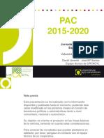 Presentación PAC 2015-2020 (Jornada Punto Por Punto-VA 24 Oct 14) Vdef