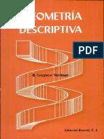 Geometria Descriptivfa Leighton Wellman