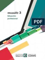 Situación Profesional M3 ues21
