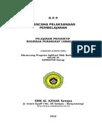 KK-16. Merancang Program Aplikasi Web Berbasis Obyek