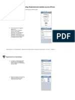 Instellen Studentenmail Op iPhone PDF 2