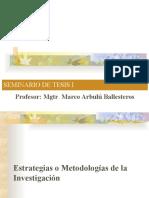 3. ESTRATEGIAS DE LA INVESTIGACION.ppt