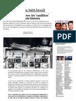 Día Del Suplementero_ Los 'Canillitas' Seguirán Repartiendo Historia _ Cultura _ LA TERCERA