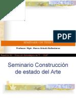 0. Construcción Del Estado Del Arte