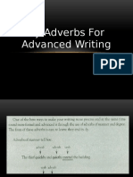 30 Ly Adverbs for Advanced Writing4