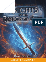 Knights of the Borrowed Dark by Dave Rudden