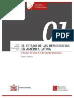 Cátedra Democracia Perú_#1_Daniel Zovatto