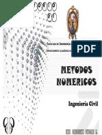 Laboratorio Metodos Numericos Unsch 01