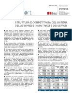 ISTAT 2015. Le Imprese in Italia