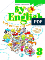 Balzaretti Lorenza Montagna Fosca Easy English With Games An