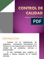 Control de Calidad (2)