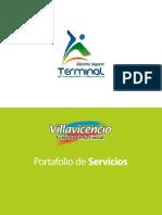 Portafolio de Servicios Terminal de transporte villavo
