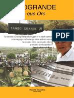 Consulta Tambo Grande Minería Perú
