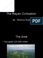 mayan civilization formative 1