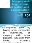 Engineers for Merging and Acquisition