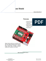 Zigbee Shield Manual