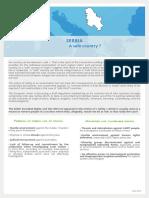 Factsheet Safe Countries - Serbia