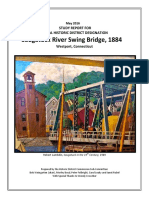 Saugatuck River Swing Bridge Study
