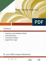 4. Network Analysis